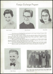 Page 8, 1957 Edition, Park Rapids High School - Panthers Yearbook (Park Rapids, MN) online yearbook collection