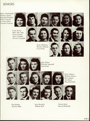 Page 15, 1943 Edition, Chisholm High School - Ranger Yearbook (Chisholm, MN) online yearbook collection