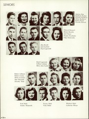 Page 16, 1943 Edition, Chisholm High School - Ranger Yearbook (Chisholm, MN) online yearbook collection