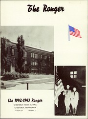 Page 5, 1943 Edition, Chisholm High School - Ranger Yearbook (Chisholm, MN) online yearbook collection