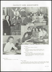 Page 11, 1951 Edition, Marshall High School - Magistrate Yearbook (St Paul, MN) online yearbook collection