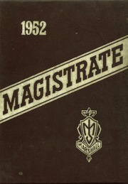 1952 Edition, Marshall High School - Magistrate Yearbook (St Paul, MN)