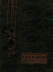 Page 1, 1938 Edition, Stillwater High School - Kabekonian Yearbook (Stillwater, MN) online yearbook collection