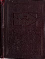 1929 Edition, Worthington High School - Trojan Yearbook (Worthington, MN)