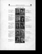 Page 17, 1929 Edition, Worthington High School - Trojan Yearbook (Worthington, MN) online yearbook collection