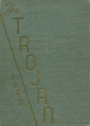Worthington High School - Trojan Yearbook (Worthington, MN) online yearbook collection, 1940 Edition, Page 1