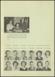 Page 11, 1945 Edition, Worthington High School - Trojan Yearbook (Worthington, MN) online yearbook collection