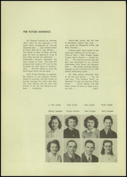 Page 12, 1945 Edition, Worthington High School - Trojan Yearbook (Worthington, MN) online yearbook collection
