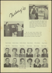 Page 9, 1945 Edition, Worthington High School - Trojan Yearbook (Worthington, MN) online yearbook collection