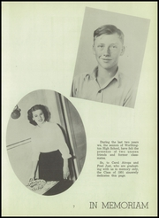 Page 11, 1951 Edition, Worthington High School - Trojan Yearbook (Worthington, MN) online yearbook collection
