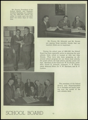 Page 14, 1951 Edition, Worthington High School - Trojan Yearbook (Worthington, MN) online yearbook collection