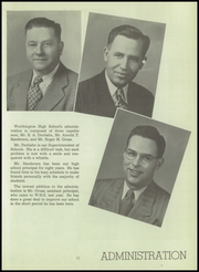 Page 15, 1951 Edition, Worthington High School - Trojan Yearbook (Worthington, MN) online yearbook collection