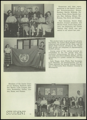 Page 16, 1951 Edition, Worthington High School - Trojan Yearbook (Worthington, MN) online yearbook collection