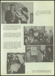 Page 17, 1951 Edition, Worthington High School - Trojan Yearbook (Worthington, MN) online yearbook collection