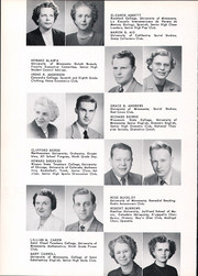Page 16, 1953 Edition, East High School - Birch Log Yearbook (Duluth, MN) online yearbook collection