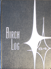 1964 Edition, East High School - Birch Log Yearbook (Duluth, MN)