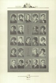Page 10, 1925 Edition, Technical High School - Techoes Yearbook (St Cloud, MN) online yearbook collection