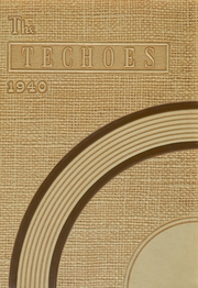 Page 1, 1940 Edition, Technical High School - Techoes Yearbook (St Cloud, MN) online yearbook collection