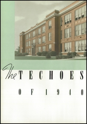 Page 6, 1940 Edition, Technical High School - Techoes Yearbook (St Cloud, MN) online yearbook collection