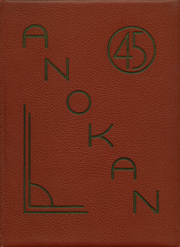 Page 1, 1945 Edition, Anoka High School - Anokan Yearbook (Anoka, MN) online yearbook collection