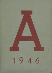 1946 Edition, Anoka High School - Anokan Yearbook (Anoka, MN)