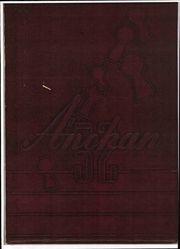 1952 Edition, Anoka High School - Anokan Yearbook (Anoka, MN)