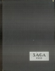 Page 1, 1933 Edition, Harding High School - Saga Yearbook (St Paul, MN) online yearbook collection