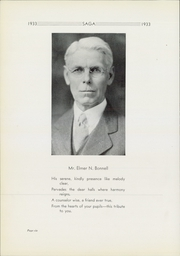 Page 12, 1933 Edition, Harding High School - Saga Yearbook (St Paul, MN) online yearbook collection