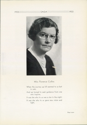 Page 13, 1933 Edition, Harding High School - Saga Yearbook (St Paul, MN) online yearbook collection