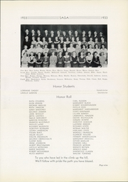 Page 15, 1933 Edition, Harding High School - Saga Yearbook (St Paul, MN) online yearbook collection