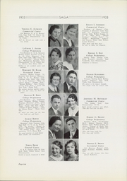 Page 16, 1933 Edition, Harding High School - Saga Yearbook (St Paul, MN) online yearbook collection