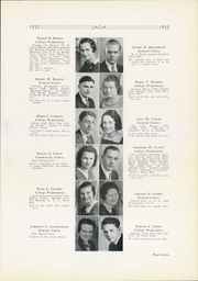 Page 17, 1933 Edition, Harding High School - Saga Yearbook (St Paul, MN) online yearbook collection