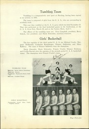 Page 55, 1935 Edition, Harding High School - Saga Yearbook (St Paul, MN) online yearbook collection