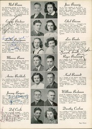 Page 17, 1941 Edition, Harding High School - Saga Yearbook (St Paul, MN) online yearbook collection
