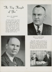 Page 10, 1945 Edition, Harding High School - Saga Yearbook (St Paul, MN) online yearbook collection