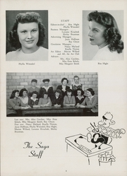 Page 12, 1945 Edition, Harding High School - Saga Yearbook (St Paul, MN) online yearbook collection