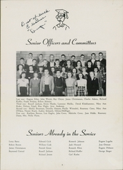 Page 15, 1945 Edition, Harding High School - Saga Yearbook (St Paul, MN) online yearbook collection