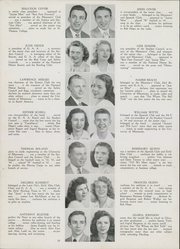 Page 16, 1945 Edition, Harding High School - Saga Yearbook (St Paul, MN) online yearbook collection