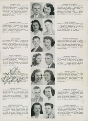 Page 17, 1945 Edition, Harding High School - Saga Yearbook (St Paul, MN) online yearbook collection