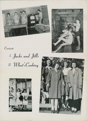 Page 7, 1945 Edition, Harding High School - Saga Yearbook (St Paul, MN) online yearbook collection