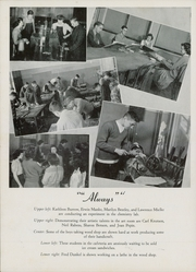 Page 8, 1945 Edition, Harding High School - Saga Yearbook (St Paul, MN) online yearbook collection