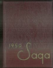 Page 1, 1950 Edition, Harding High School - Saga Yearbook (St Paul, MN) online yearbook collection