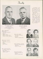 Page 11, 1950 Edition, Harding High School - Saga Yearbook (St Paul, MN) online yearbook collection