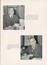 Page 11, 1951 Edition, Harding High School - Saga Yearbook (St Paul, MN) online yearbook collection