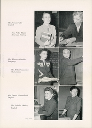 Page 13, 1951 Edition, Harding High School - Saga Yearbook (St Paul, MN) online yearbook collection