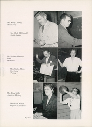 Page 15, 1951 Edition, Harding High School - Saga Yearbook (St Paul, MN) online yearbook collection