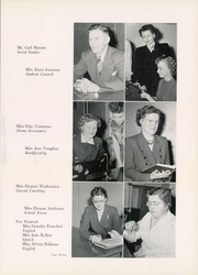 Page 17, 1951 Edition, Harding High School - Saga Yearbook (St Paul, MN) online yearbook collection