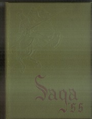 Page 1, 1955 Edition, Harding High School - Saga Yearbook (St Paul, MN) online yearbook collection