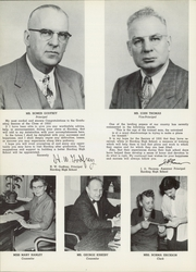 Page 10, 1955 Edition, Harding High School - Saga Yearbook (St Paul, MN) online yearbook collection