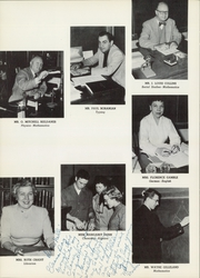 Page 12, 1955 Edition, Harding High School - Saga Yearbook (St Paul, MN) online yearbook collection